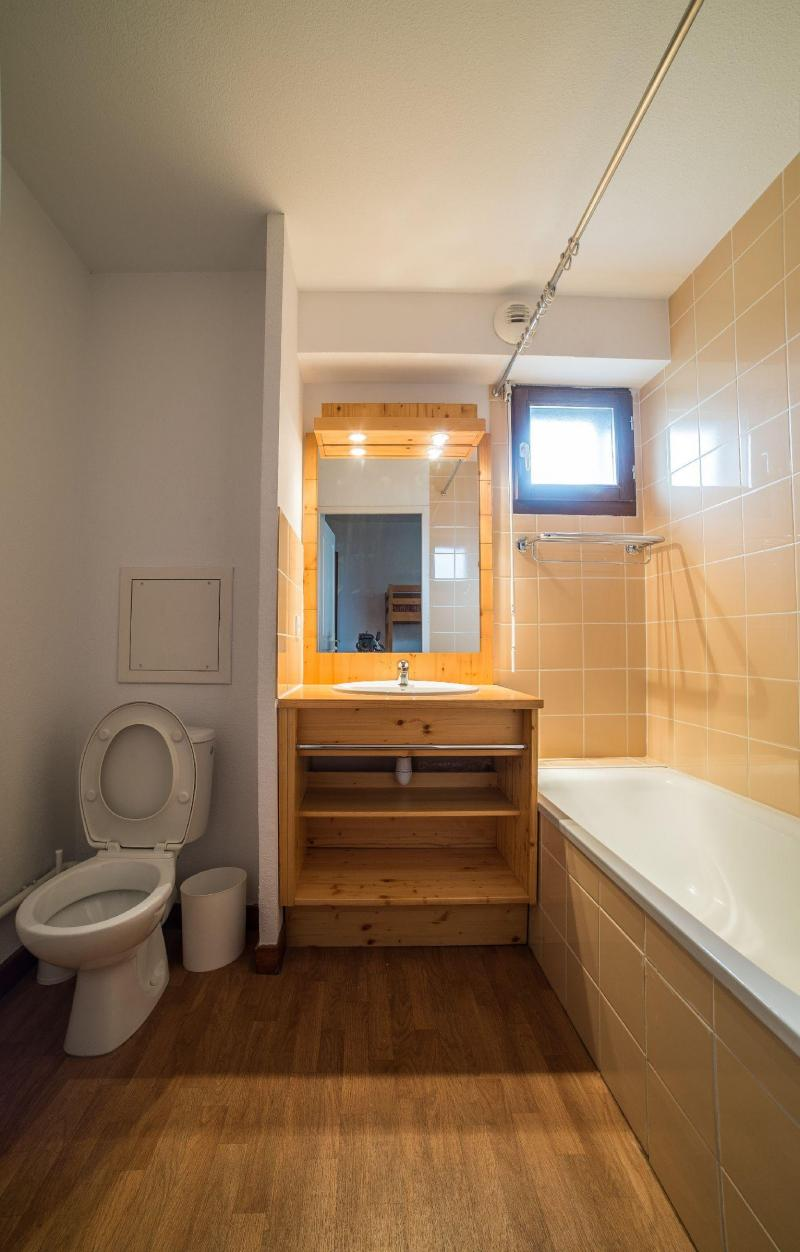 Rent in ski resort Résidence les Terrasses de la Toussuire - Les Bottières - Bathroom