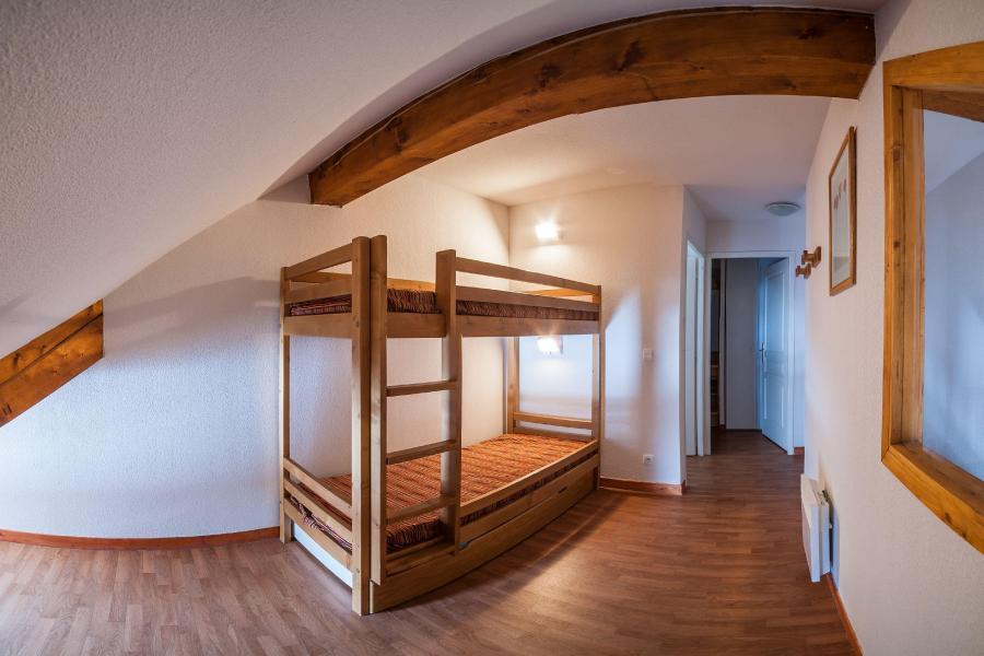 Rent in ski resort Résidence les Terrasses de la Toussuire - Les Bottières - Bunk beds