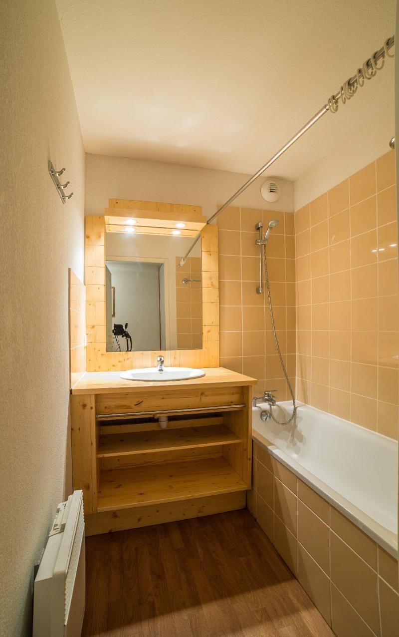 Alquiler al esquí Résidence les Terrasses de la Toussuire - Les Bottières - Cuarto de baño con ducha