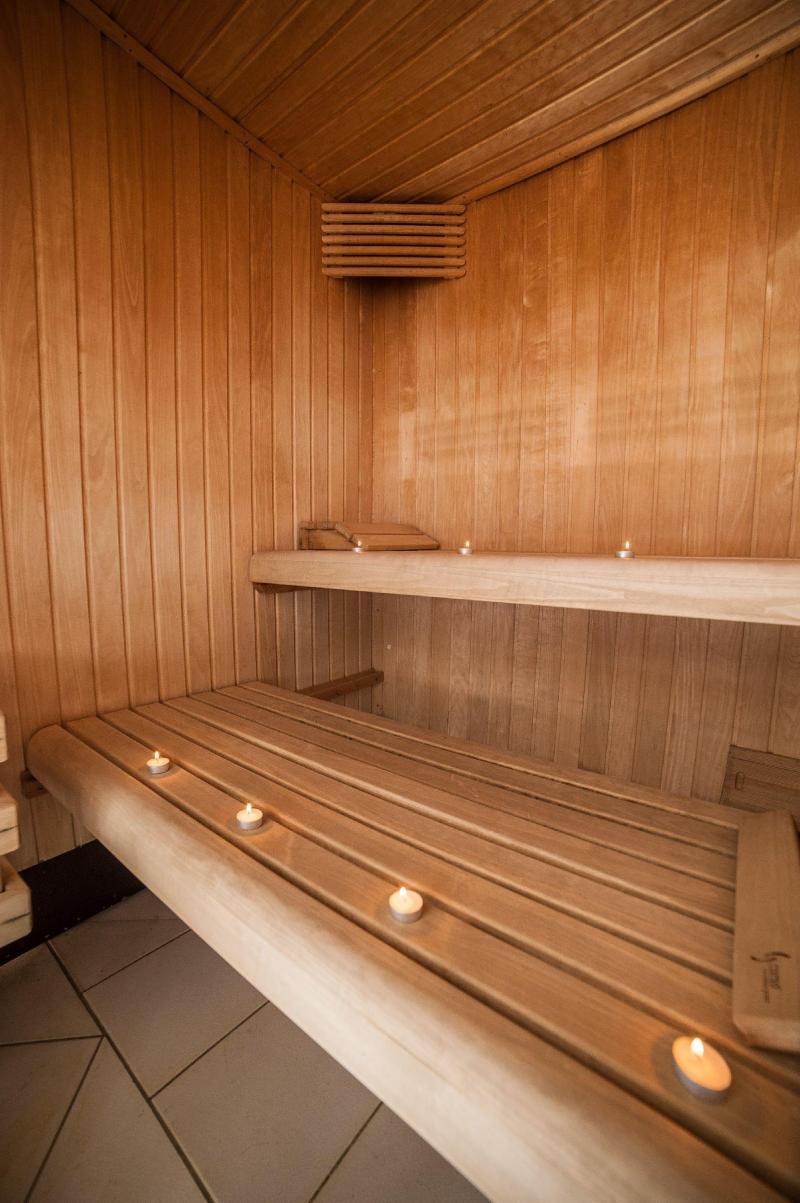 Location au ski Résidence les Terrasses de la Toussuire - Les Bottières - Sauna