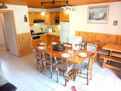 Rent in ski resort 3 room chalet 8 people (1) - La Cascade - Les Bottières - Apartment