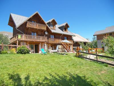 Rent in ski resort 3 room chalet 8 people (1) - La Cascade - Les Bottières