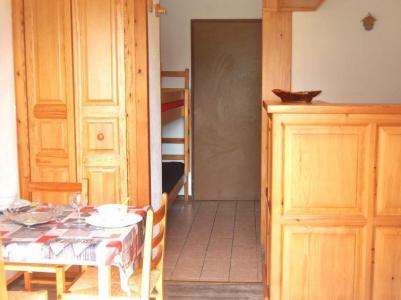 Rent in ski resort 1 room apartment 3 people (4) - Le Bochate - Les Bottières - Apartment