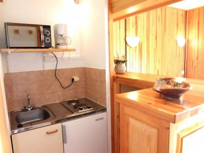 Rent in ski resort 1 room apartment 3 people (4) - Le Bochate - Les Bottières