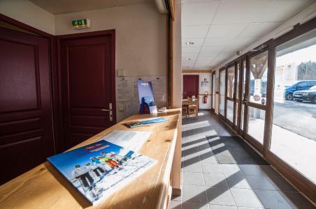 Rent in ski resort Résidence les Terrasses de la Toussuire - Les Bottières - Reception