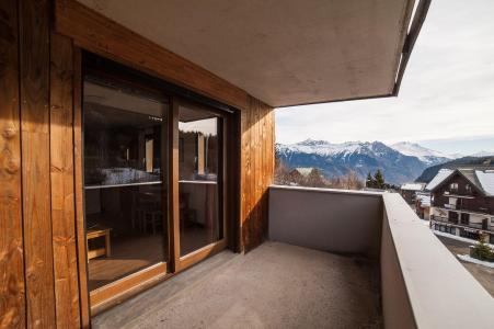 Vacances en montagne Résidence les Terrasses de la Toussuire - Les Bottières - Extérieur hiver