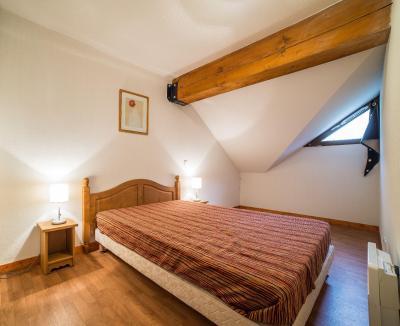 Rent in ski resort Résidence les Terrasses de la Toussuire - Les Bottières - Double bed