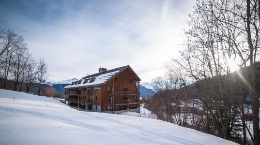 Location au ski Residence Les Terrasses De La Toussuire - Les Bottières - Extérieur hiver