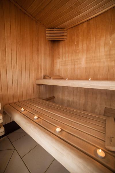 Rent in ski resort Résidence les Terrasses de la Toussuire - Les Bottières - Sauna