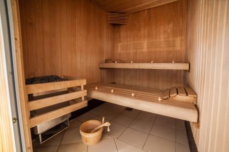 Location au ski Residence Les Terrasses De La Toussuire - Les Bottières - Sauna
