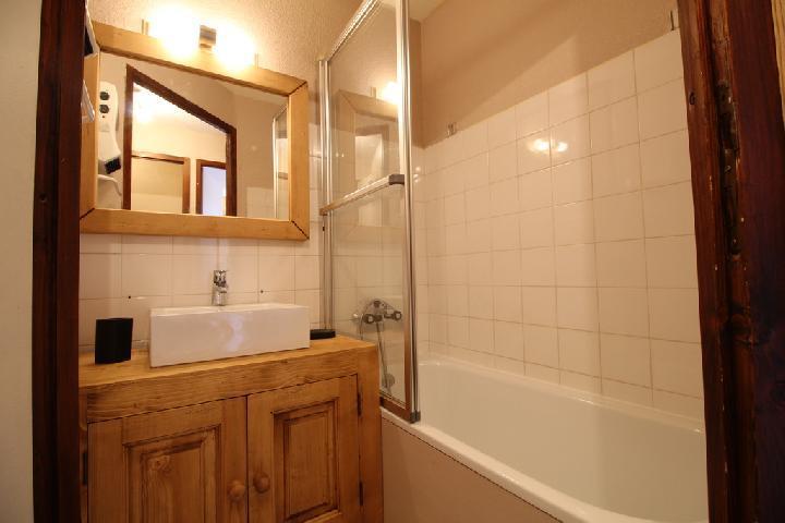 Location au ski Appartement 2 pièces 4 personnes (202) - Residence Cintra - Les Carroz - Baignoire