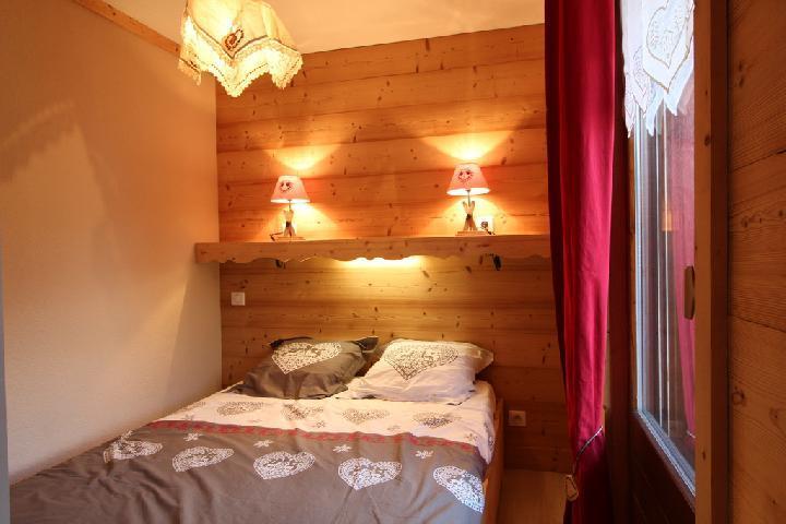 Location au ski Appartement 2 pièces 4 personnes (202) - Residence Cintra - Les Carroz - Lit double