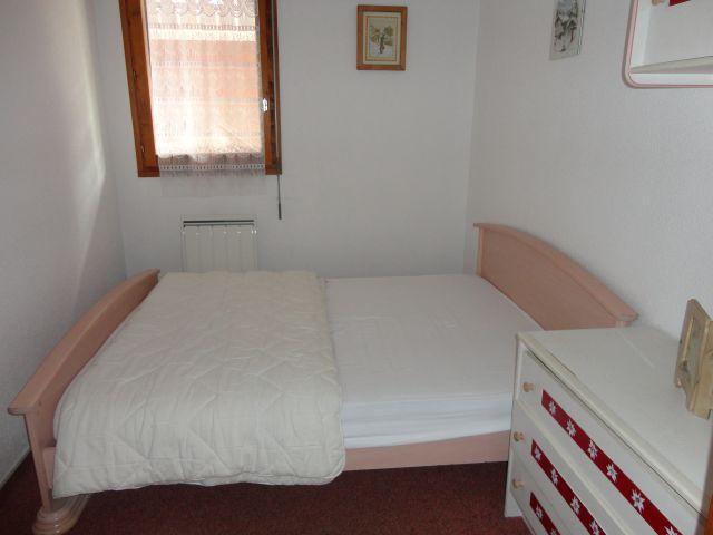 Location au ski Appartement 2 pièces mezzanine 6 personnes (205) - Residence Cintra - Les Carroz - Chambre