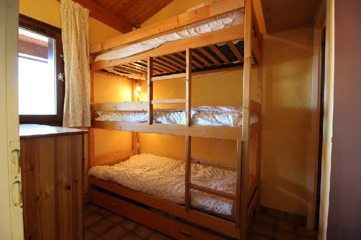 Location au ski Studio coin montagne 5 personnes (21B) - Residence Le Caribou - Les Carroz - Kitchenette