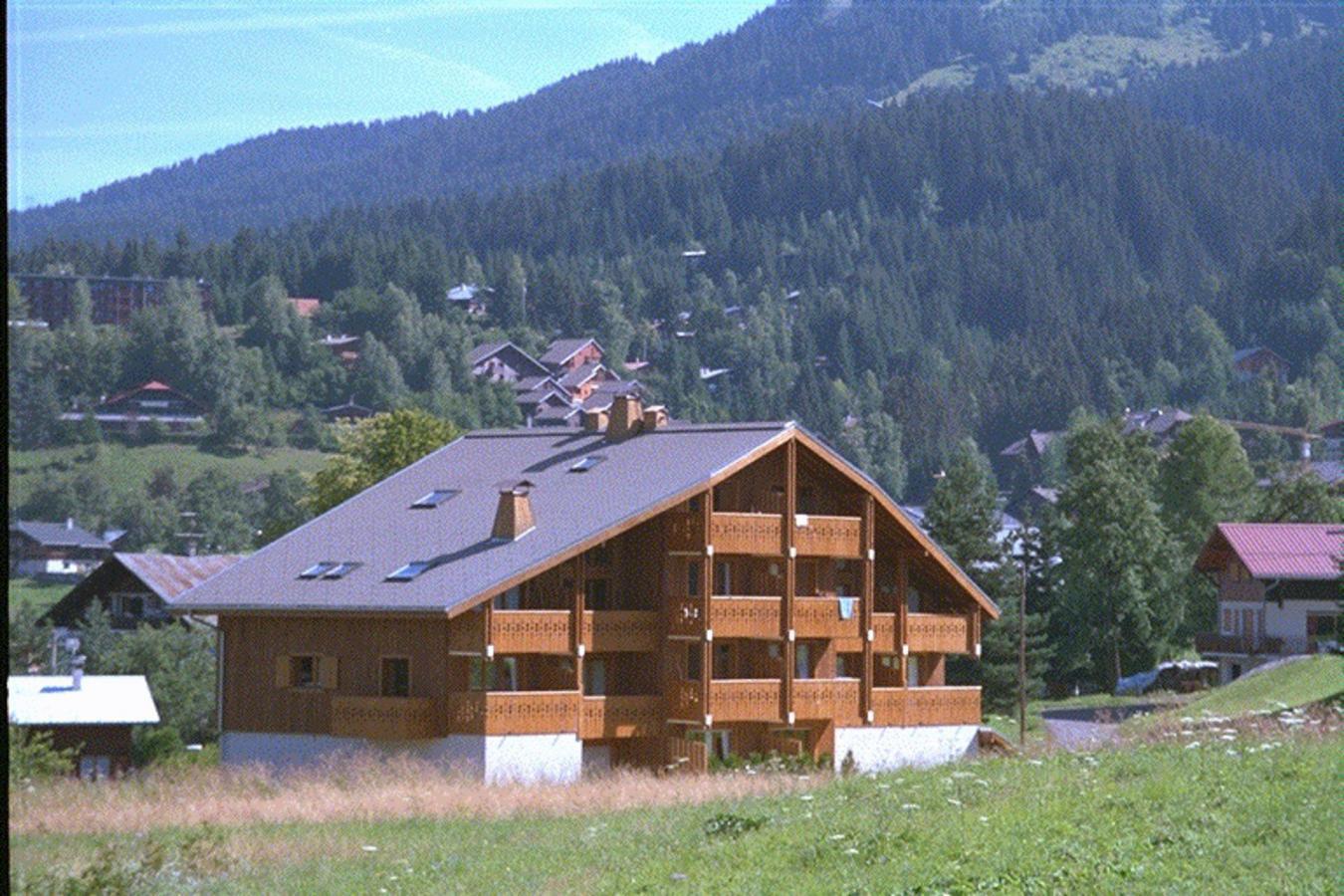 Location au ski Appartement duplex 3 pièces 6 personnes (13) - Residence Le Panda - Les Carroz