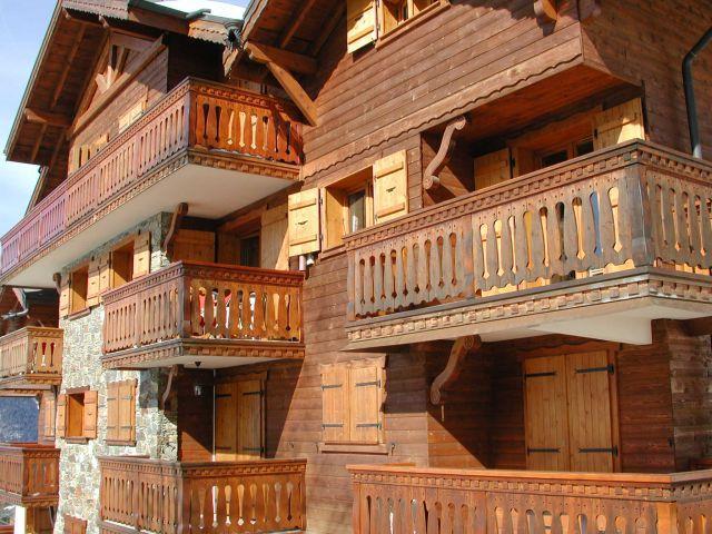 Location au ski Appartement 2 pièces cabine 6 personnes (07) - Residence Les Lutins - Les Carroz