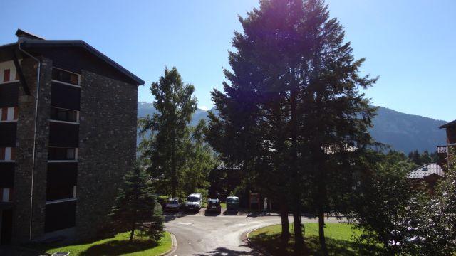Location au ski Studio cabine 5 personnes (02) - Residence Marcelly - Les Carroz