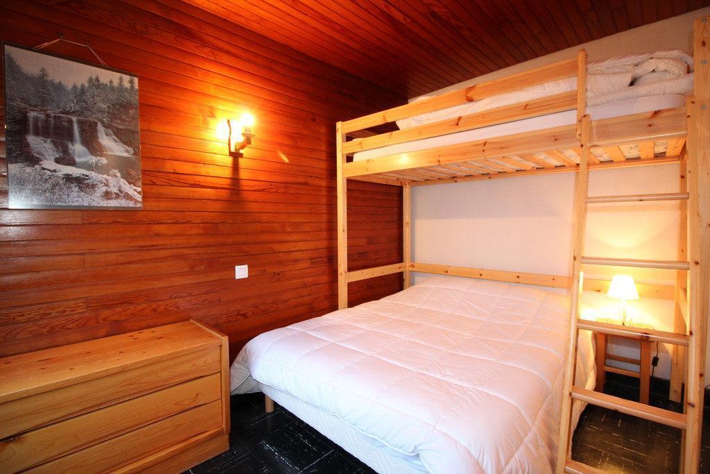 Location au ski Studio cabine 5 personnes (02) - Residence Marcelly - Les Carroz - Séjour