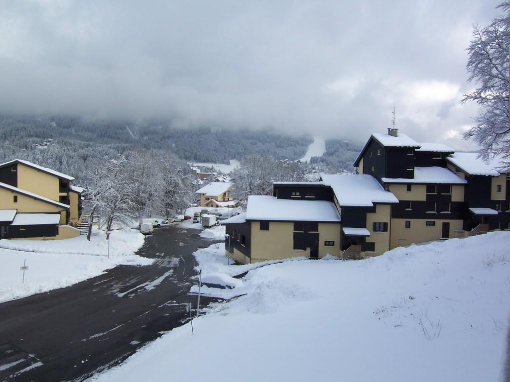 Location studio au ski Residence Pre Du Bois
