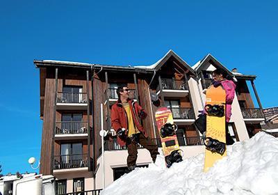 Ski tout compris Residence Sunotel