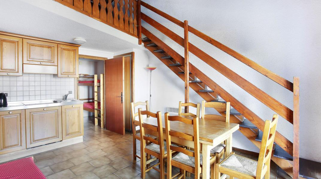 Alquiler al esquí Résidence le Front de Neige - Les Carroz - Estancia