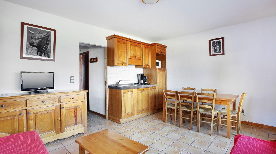 Аренда на лыжном курорте Résidence le Front de Neige - Les Carroz - Кухня