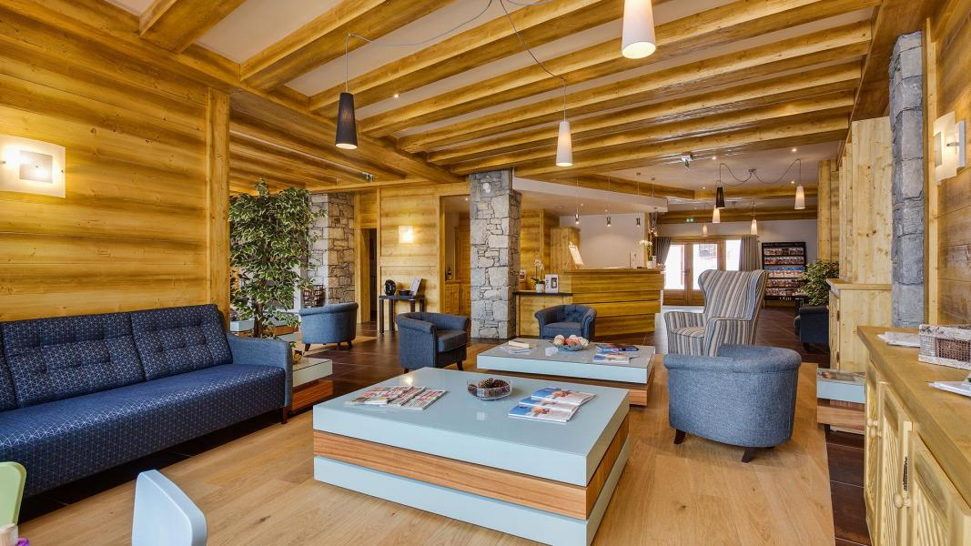Rent in ski resort Résidence Léana - Les Carroz - Reception