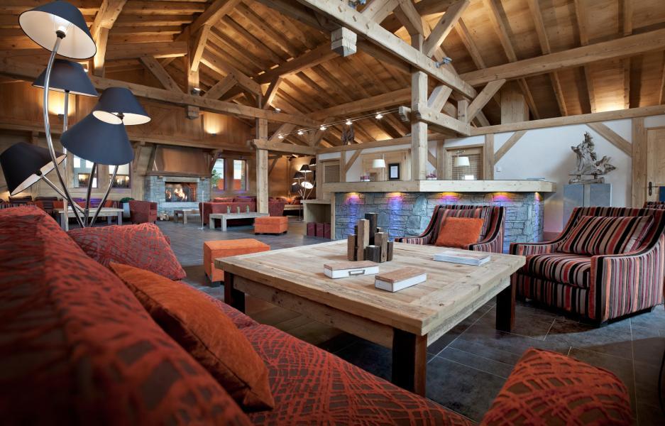 Rent in ski resort Résidence les Chalets de Jouvence - Les Carroz - Reception