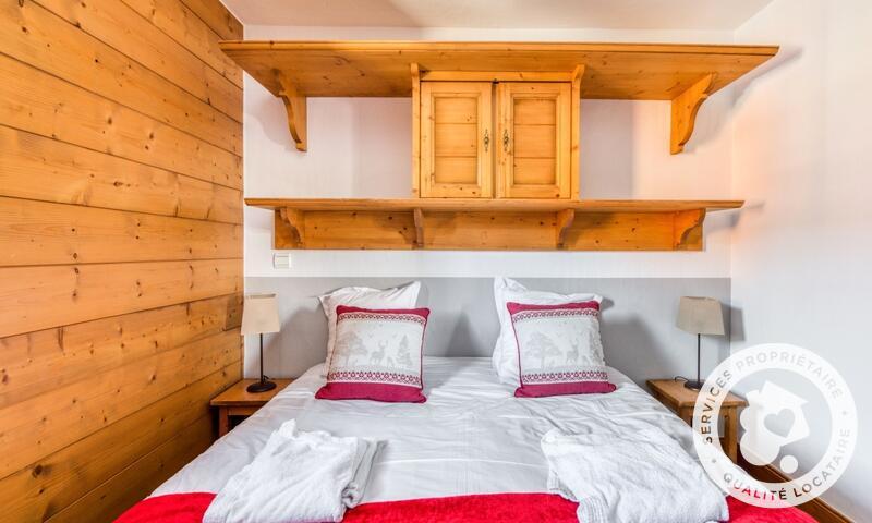 Аренда на лыжном курорте Апартаменты 3 комнат 5 чел. (Sélection -3) - Résidence les Fermes du Soleil - Maeva Home - Les Carroz - зимой под открытым небом