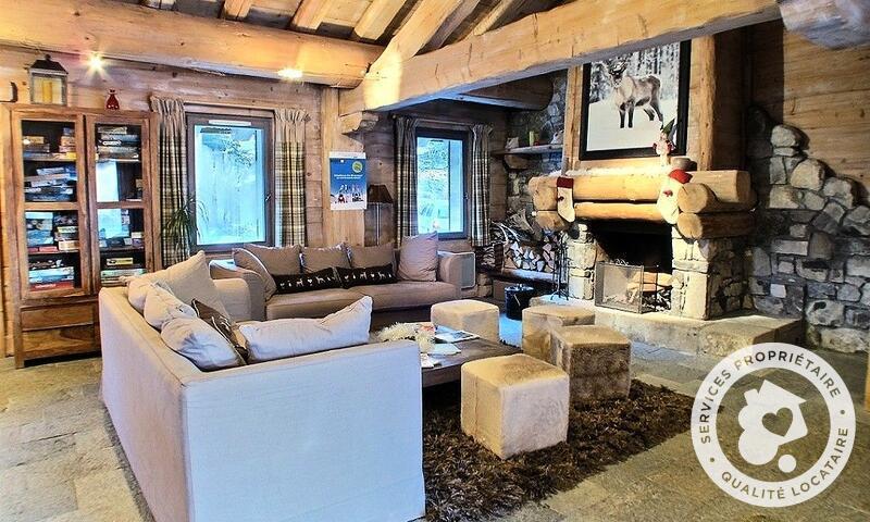 Аренда на лыжном курорте Апартаменты 3 комнат 6 чел. (Sélection 45m²-1) - Résidence les Fermes du Soleil - Maeva Home - Les Carroz - зимой под открытым небом