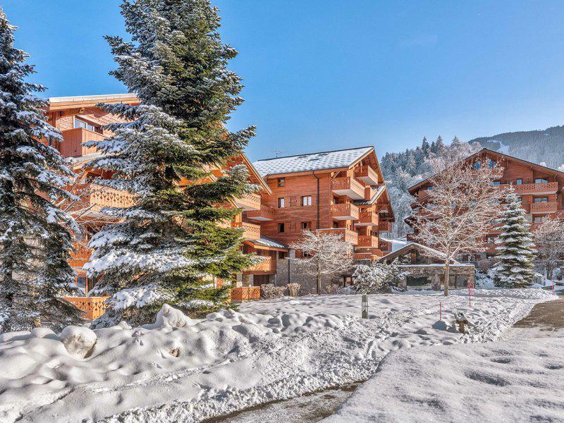 Аренда на лыжном курорте Résidence P&V Premium les Fermes du Soleil - Les Carroz
