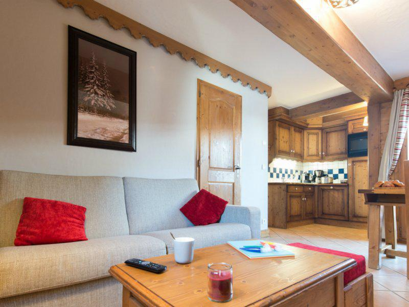 Alquiler al esquí Apartamento 3 piezas para 7 personas (Espacio) - Résidence P&V Premium les Fermes du Soleil - Les Carroz
