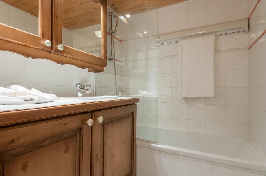 Rent in ski resort Résidence P&V Premium les Fermes du Soleil - Les Carroz - Bathroom