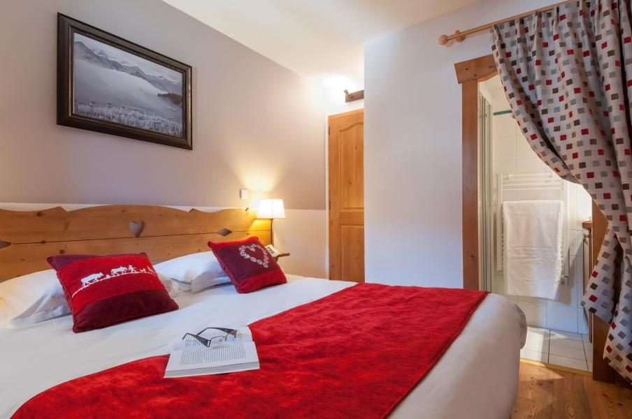 Alquiler al esquí Résidence P&V Premium les Fermes du Soleil - Les Carroz - Habitación