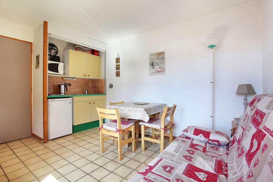 Location au ski Résidence Sunotel - Les Carroz - Appartement