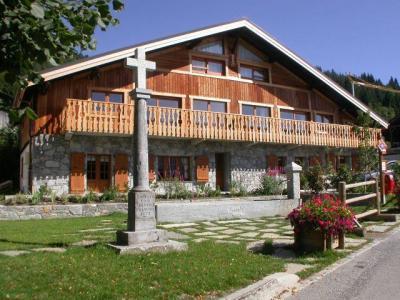 Location au ski Appartement 5 pièces 8 personnes (08) - La Ferme De La Chapelle - Les Carroz