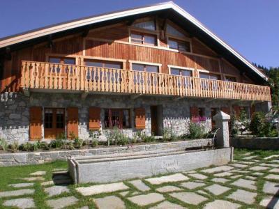 Location au ski Appartement 3 pièces 6 personnes (06) - La Ferme De La Chapelle - Les Carroz