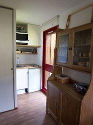Location au ski Studio 4 personnes (501) - Residence Aiguilles Blanches - Les Carroz