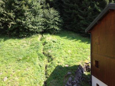 Location au ski Studio 4 personnes (96) - Residence Grandes Alpes - Les Carroz