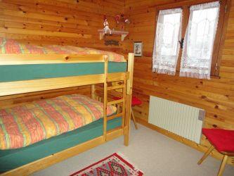 Location au ski Appartement 3 pièces 4 personnes (31) - Residence Laydevants - Les Carroz - Lits superposés