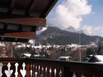 Location au ski Appartement 3 pièces 4 personnes (31) - Residence Laydevants - Les Carroz - Extérieur hiver