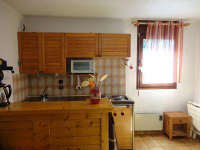 Location au ski Studio coin montagne 4 personnes (C06) - Residence Le Caribou - Les Carroz