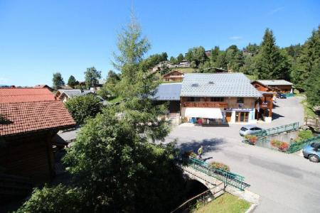 Location au ski Studio coin montagne 5 personnes (21B) - Residence Le Caribou - Les Carroz - Intérieur