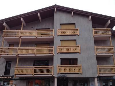 Location au ski Studio coin montagne 5 personnes (21B) - Residence Le Caribou - Les Carroz - Cuisine