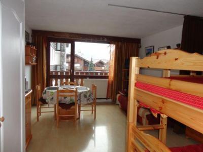 Location au ski Studio 4 personnes (231) - Residence Le Club - Les Carroz - Extérieur hiver