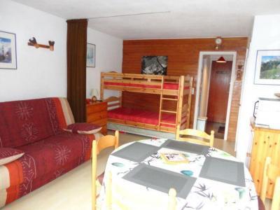 Location au ski Studio 4 personnes (231) - Residence Le Club - Les Carroz - Kitchenette