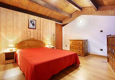 Location au ski Residence Le Front De Neige - Les Carroz - Chambre