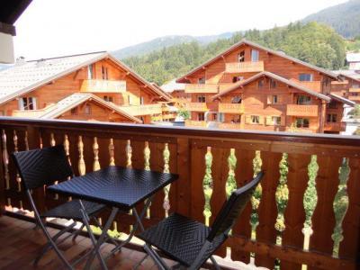Location au ski Studio coin montagne 4 personnes (473) - Residence Le Mont Blanc - Les Carroz