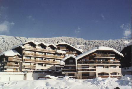 Location au ski Studio coin montagne 4 personnes (001) - Residence Le Mont Blanc - Les Carroz
