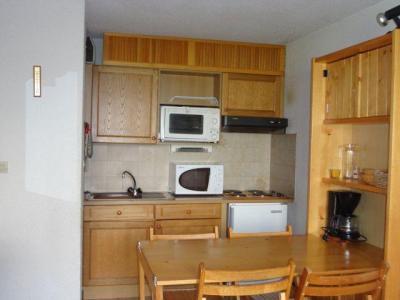 Location au ski Appartement 1 pièces 4 personnes (119) - Residence Le Mont Blanc - Les Carroz